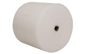 Foam Sheets on a Roll