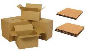 Cardboard boxes tip