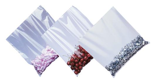 Light Duty Clear Poly Bags