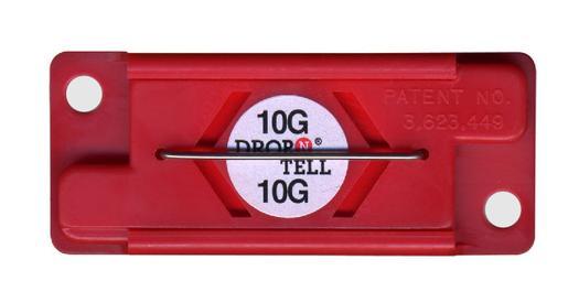 Drop n Tell Shipping Damage Impact Indicator