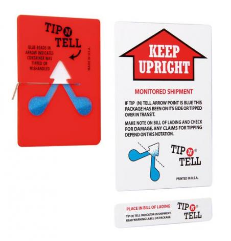 Tip N Tell Indicator Labels