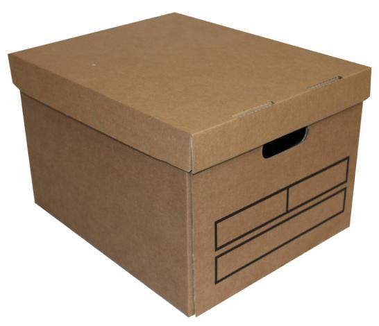 Archive / Bankers Storage Boxes With Lids