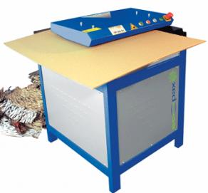 Ecopax Cardboard Shredding Machines