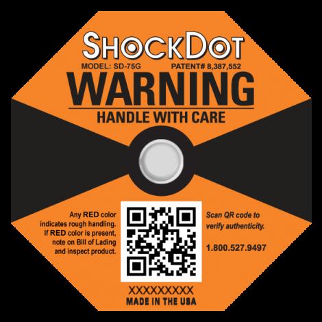 Shockdot Impact Indicators