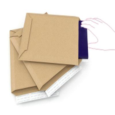 Rigi Kraft Postal Envelopes