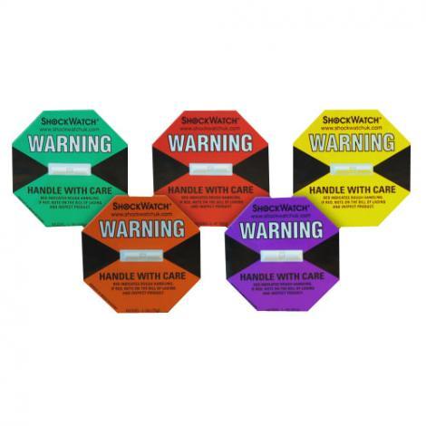 ShockWatch Labels