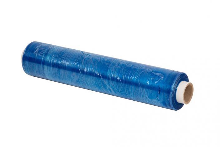 Blue Pallet Wrap